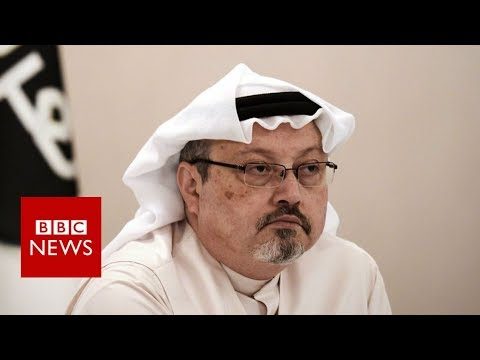 The disappearance of Jamal Khashoggi - BBC News