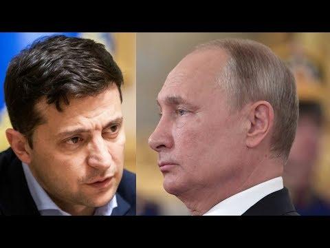 Политический расклад на 13 08 19 / вода в обмен на Донбасс?