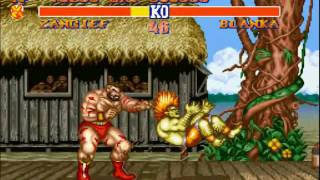 Let's Play Street Fighter 2 - Part 8: In Soviet Union, Street Fight YOU!