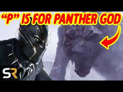 The ABC's of Marvel's Black Panther Movie