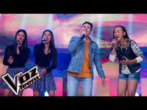 Only One, Laura y Heiner cantan 'Tu peor error' | Batallas | La Voz Teens Colombia 2016