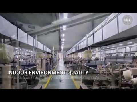 Envoy Textiles Ltd   LEED Platinum Certified 2016
