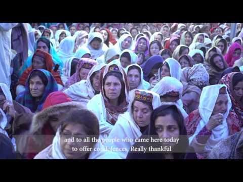 Mr. Izhar Ali's speech- (with English subtitles)