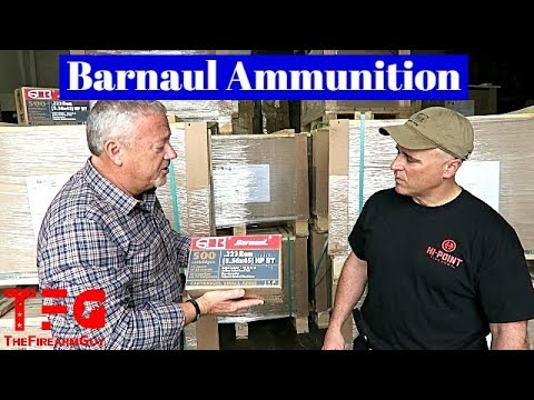 Barnaul Ammo - New Kid on the Block - TheFireArmGuy