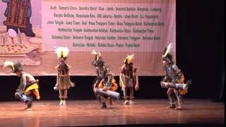 PAPUA BARAT - Festival Nasional Musik Tradisi Anak-Anak  2014 by MAM EO