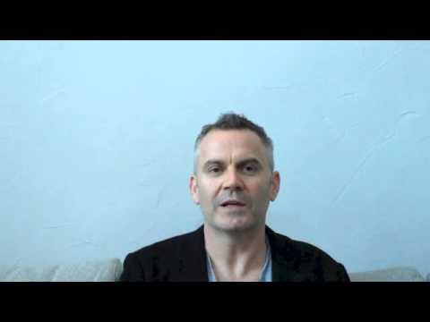 Dr Martin Harvey talks about Inspiring Change