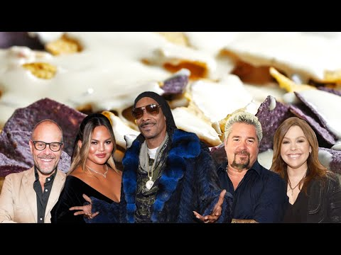 Which Celebrity Has The Best Nacho Recipe? • Tasty