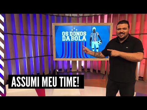 """Jornalista da Band RS assume clube do coração: """"sou torcedor do Grêmio"""""""