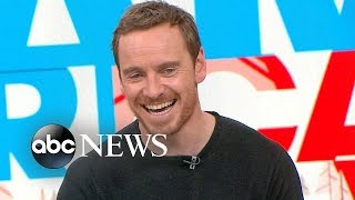 Assassins Creed: Michael Fassbender Interview