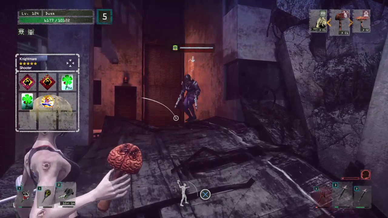 how to kill a jackal let it die