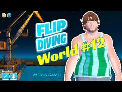 Flip Diving Big Dave The Crane Candle - by Miniclip | Gameplay (iOS/Android)