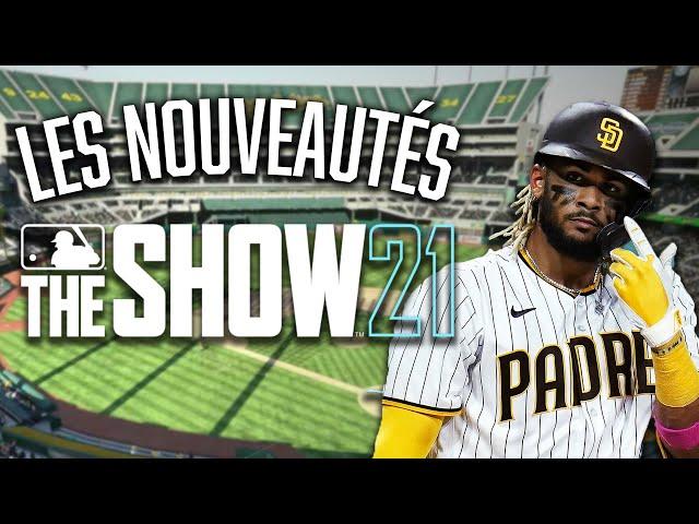 MLB THE SHOW 21 | Découverte des nouveautés