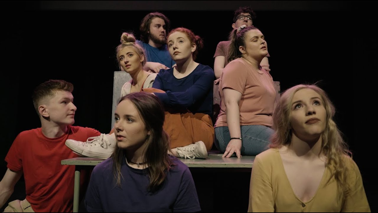 Video: Kildare Youth Theatre at the National Theatre in London 2019