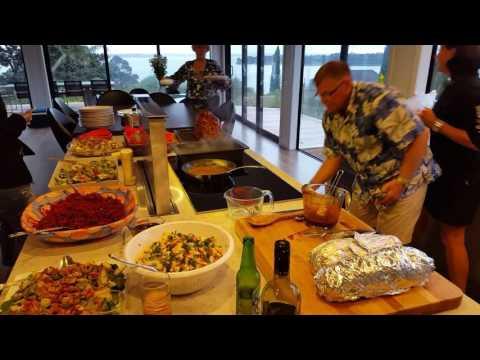 Ada's Grad Trip Samoa to Auckalnd Day 2