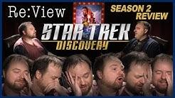 Star Trek Discovery Season 2 - re:View