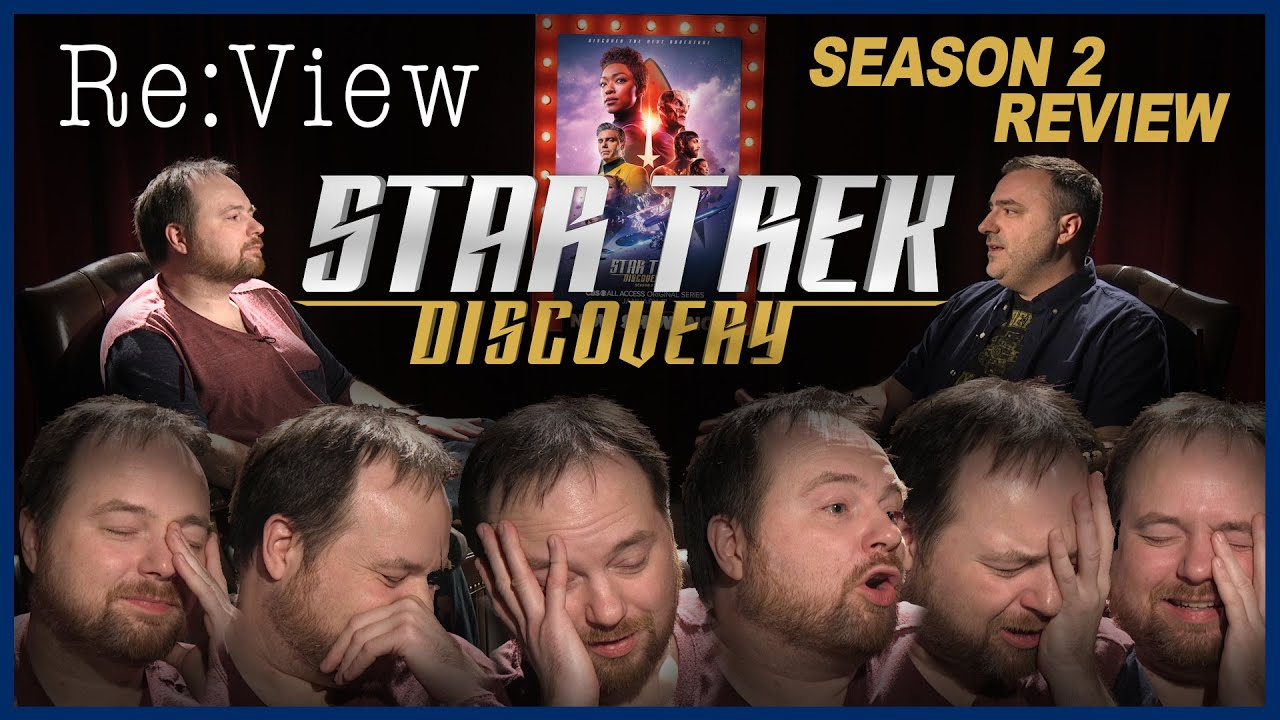 RLM: Star Trek Discovery Season 2 – re:View