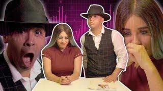 YouTubers VS Detector de Mentiras | Queen Buenrostro