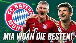 Die beste deutsche Mannschaft: FC Bayern 2012/13 mit Lahm, Schweinsteiger & Heynckes