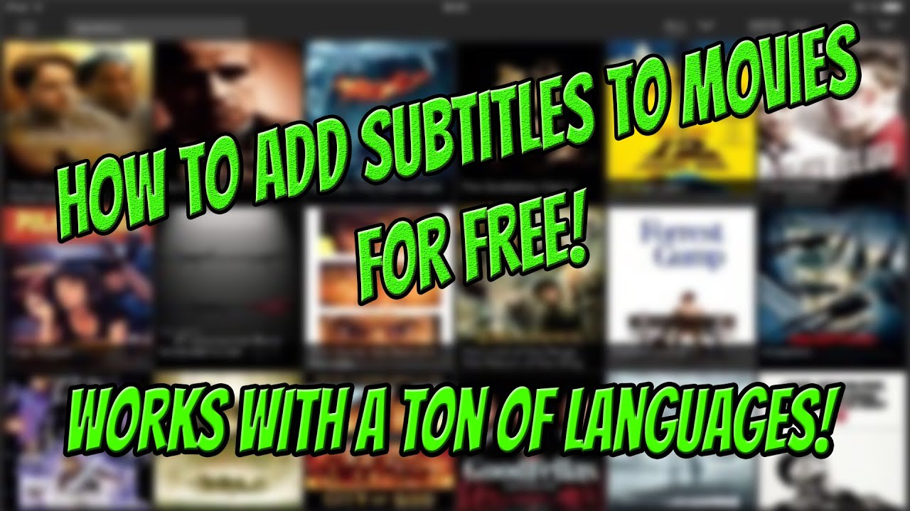 how to add subtitles to youtube mobile