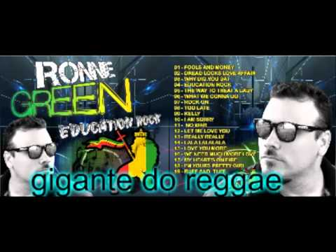 RONNIE GREEN CD COMPLETO 2014