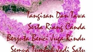 Malyda - Semua Jadi Satu (lyric) featuring 2D