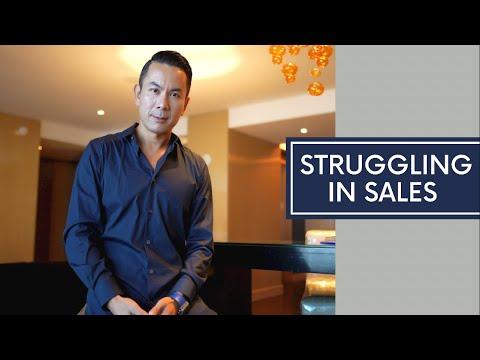 Struggling In Sales