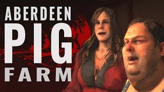 The Disturbing Truth About the Aberdeen Pig Farm & Getting Revenge... Red Dead Redemption 2 LORE