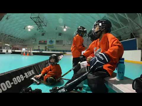 Whaler Mites - Water City Roller Hockey