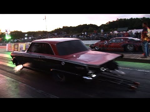OUTLAW Big Tire NO PREP Drag Racing