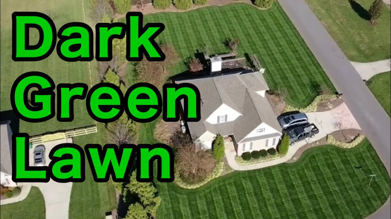 How to have DARK GREEN LAWN this Spring | Protene Performance Fertilizer