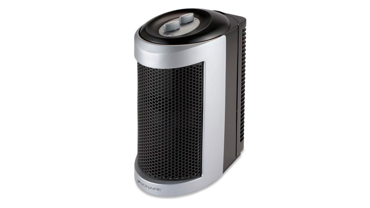 Small Air Cleaners : Mini air purifier bionaire bap u youtube