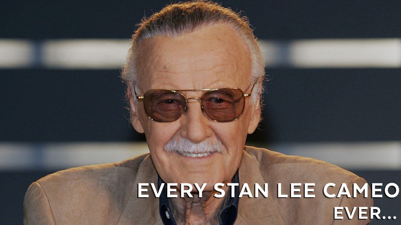 Every Stan Lee Cameo Ever