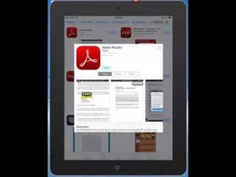 Cant Pdf On Tablet