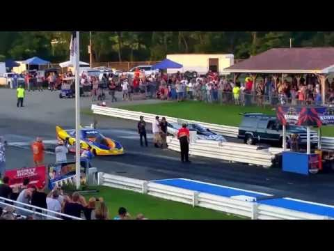 Jet Funny Car Dragsters