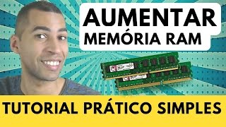COMO VERIFICAR SE O SEU PC SUPORTA MAIS MEMÓRIA RAM - Tutorial Prático passo a passo