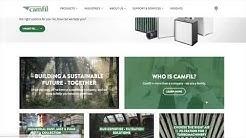 CamWeb - Le nouveau camfil.fr