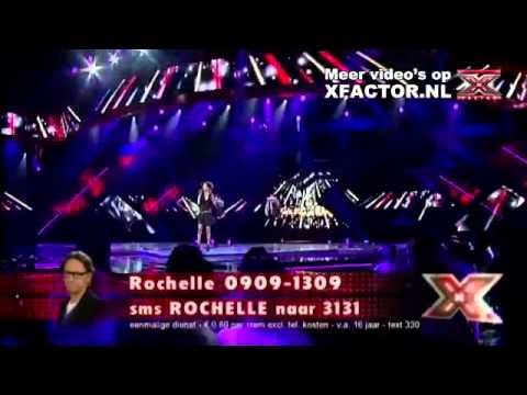 The X Factor 2011 - Liveshow 1 - Rochelle