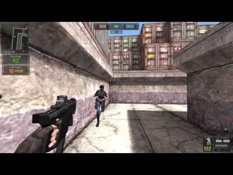 สอนบัคปืนคู่เกม PB (หลายๆแบบ)