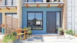 Shipping Container House - Two 40ft Shipping Container Home