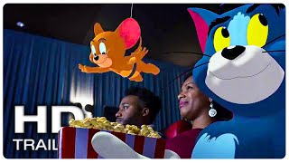 TOM AND JERRY Trailer Teaser (NEW 2021) Animated Movie HD