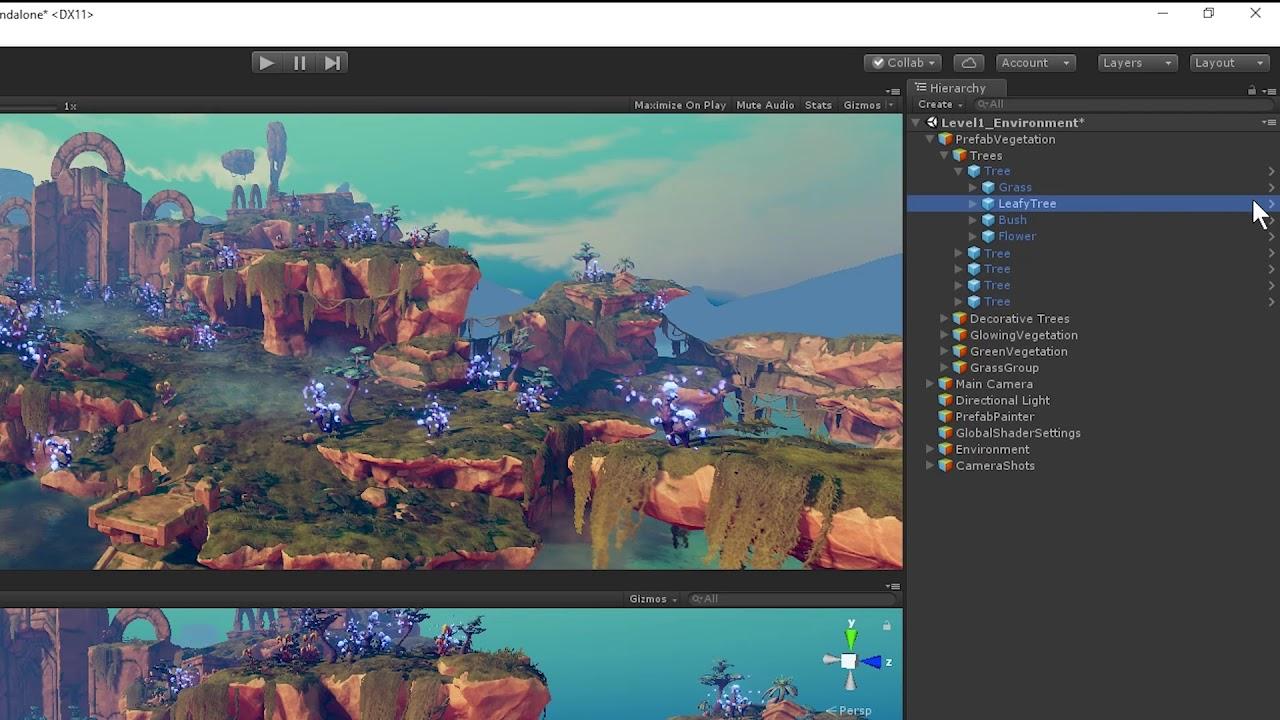 Unity 2018 3 has been released - HabraHabr Info
