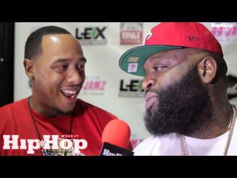 Hip Hop Weekly ALL ACCESS MIAMI: Starring Rick Ross & Gunplay