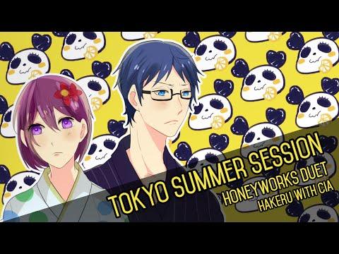 【Hakeru × Cia】Tokyo Summer Session / 東京サマーセッション【歌ってみた】
