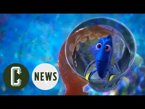 Finding Dory Wins the Holiday Weekend at the Box Office
