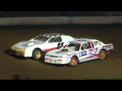 Pure Stock Feature   McKean County Family Raceway   5-5-18
