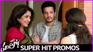 hello movie super hit trailer latest promo akhil akkineni kalyani priyadarshan