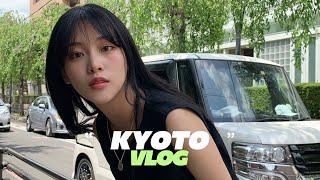 에이인 : 2019 Kyoto, 여름 교토 2박3일 촬영브이로그🖤with @soocolor