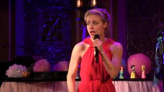 "Christy Altomare - ""Crossing A Bridge"" (The Broadway Princess Party)"