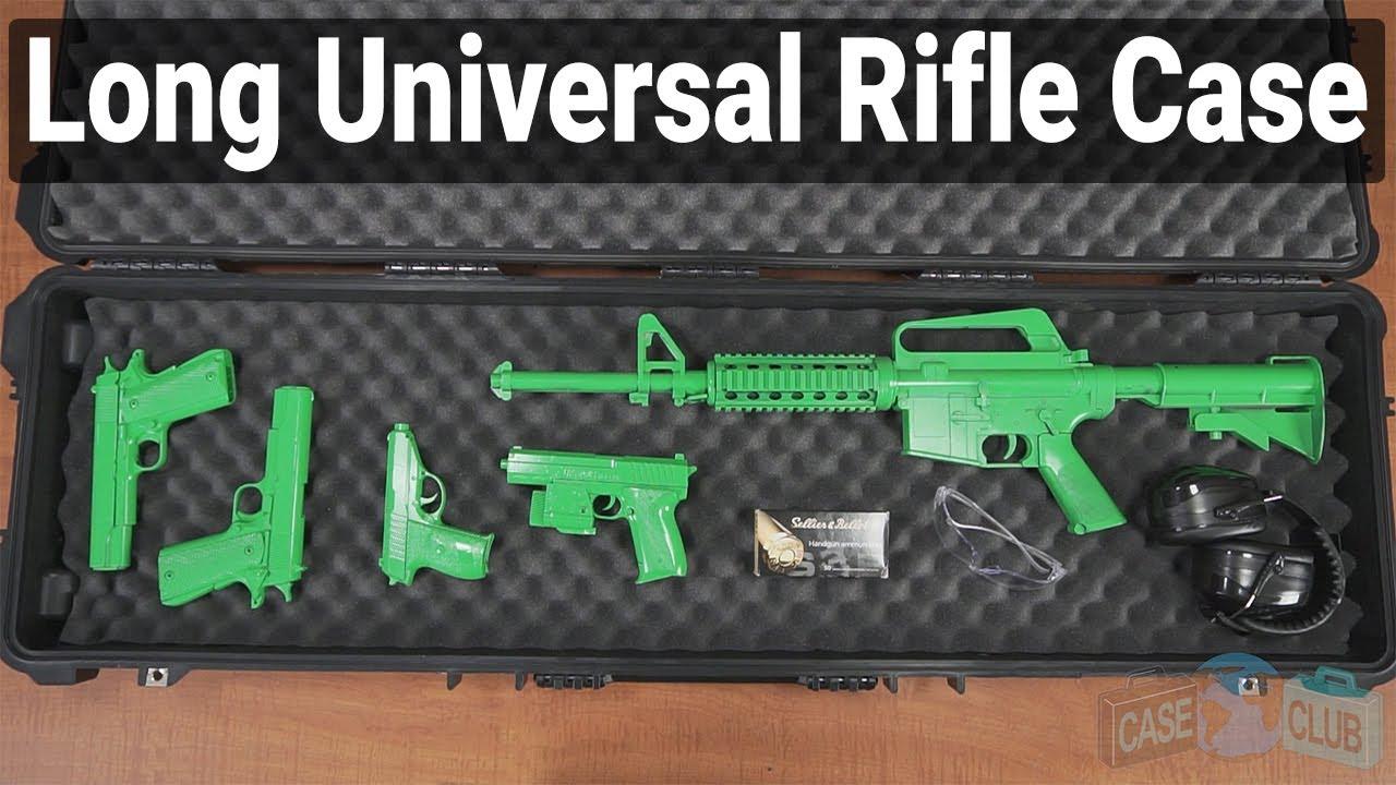 Long Universal Rifle Case (Gen 2) - Video