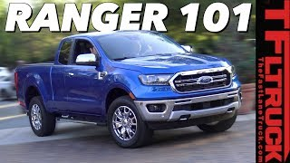 Climb Inside the 2019 Ford Ranger: Is This The Most Important Truck of the Year?